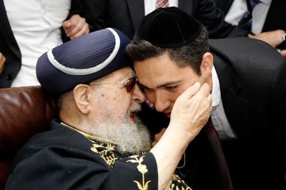 הרב יוסף וביטון (צילום: אבי אפללו)