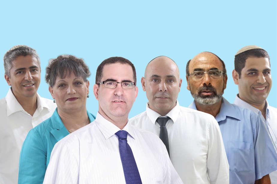 נבחרת הבית היהודי למועצת העיר נהריה