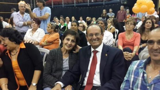 עדי וסוניה אלדר