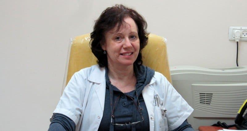 """ד""""ר שושנה הדר (צילום: בית חולים לניאדו)"""