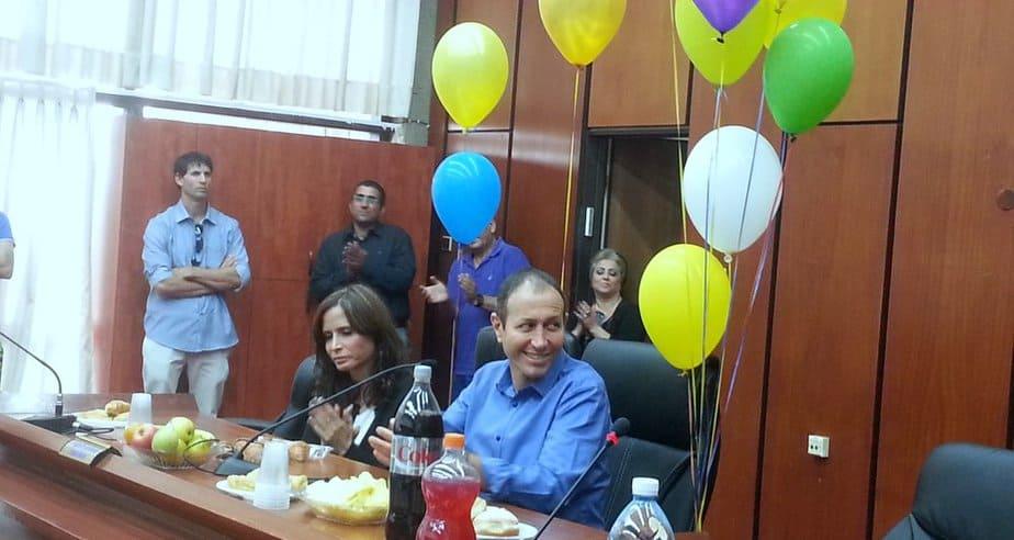 יום הולדת לשמעון לנקרי 2 (צילום: אושרי כהן)
