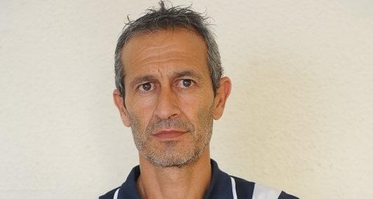 מאמן טוברוק רונן גבאי (צילום: ג'קי כהן)