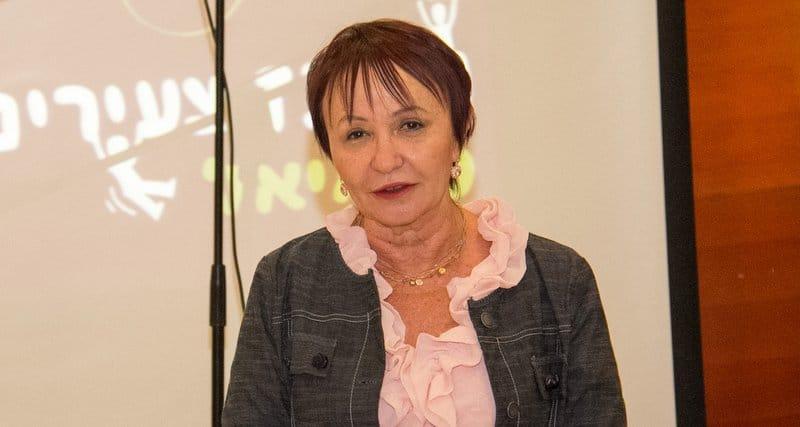 """ד""""ר חנה קובל (צילום: אלכס הובר)"""