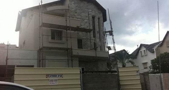 אתר הבניה (צילום: עיריית קרית ביאליק)