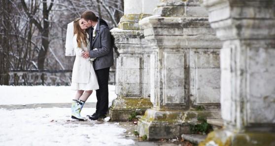 אולי נתחתן בחורף? (צילום: thinkstockphotos)