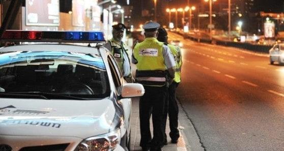"""ישמרו עליכם בצירי הבילוי המרכזיים. משטרת ישראל (צילום: עופר עבודי, יחידת הצילום של מחוז ת""""א)"""