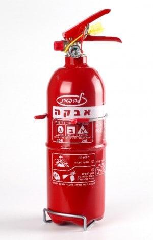"מטף כיבוי אש (צילום: יח""צ)"
