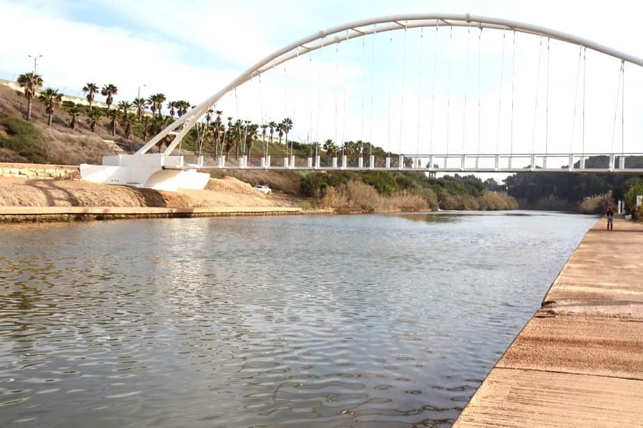 גשר הפארק בחדרה
