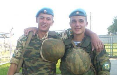 סטס לוחם בצבא הרוסי