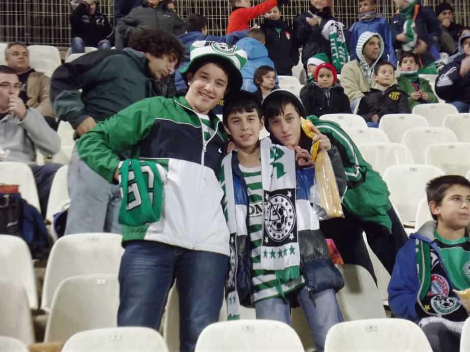 לדי המכללה לכדורגל בקרית אליעזר