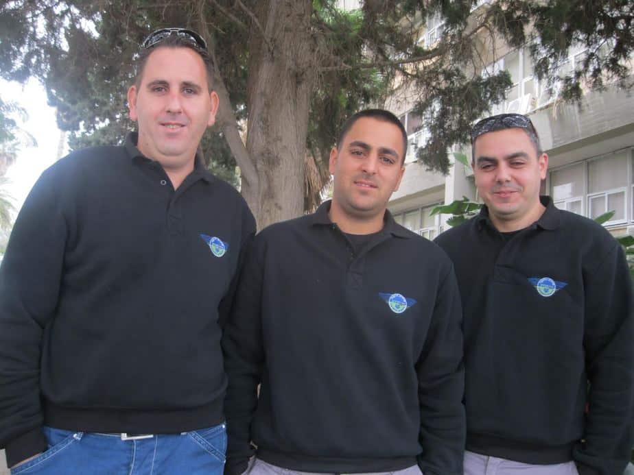 אמיר אוחנה, אלעד נחום ואיציק בוזגלו