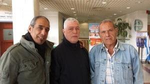 קיצי דונט, מיכאל יוסף וזבולון אהרן המועמדים