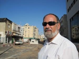 חבר המועצה, הרב לחובר משה (צילום: רותי ברמן)