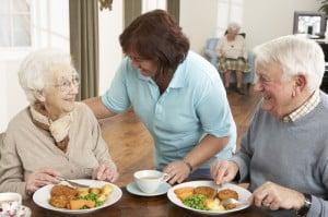קשישים בבית אבות