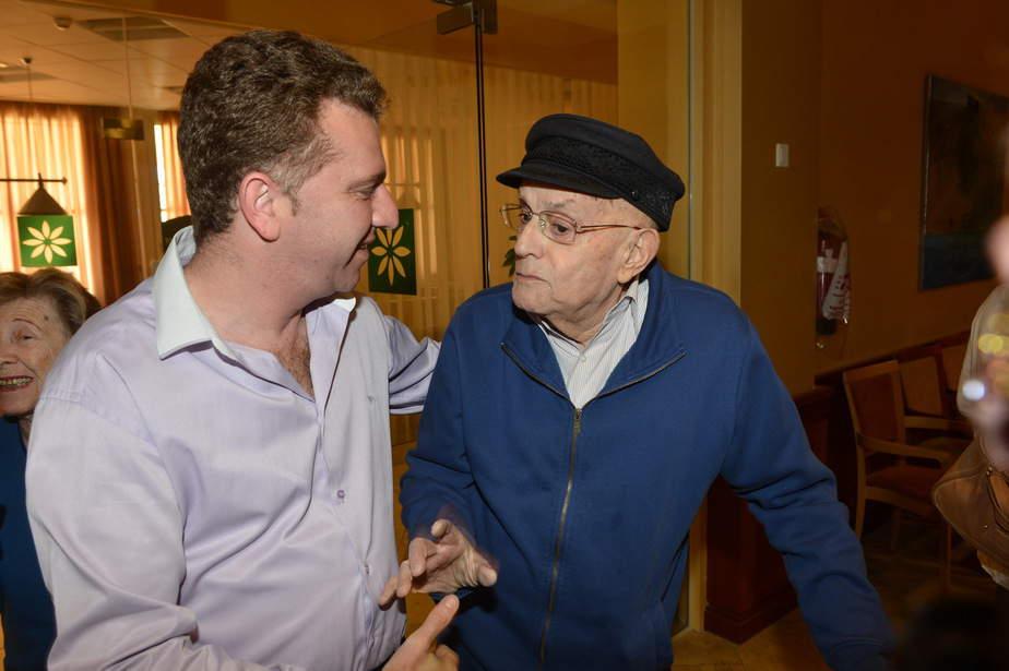 אריאב ואלכס גדלקין. צילום ישראל פרץ