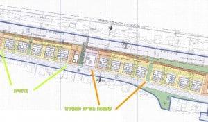 תכנית הבינוי בשכונת אוסישקין