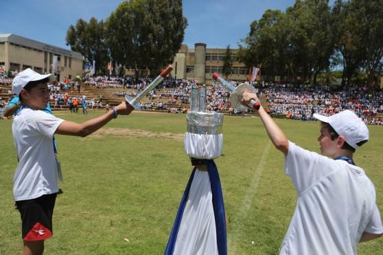 אולימפיאדת הילדים (צילום: נמרוד גליקמן)