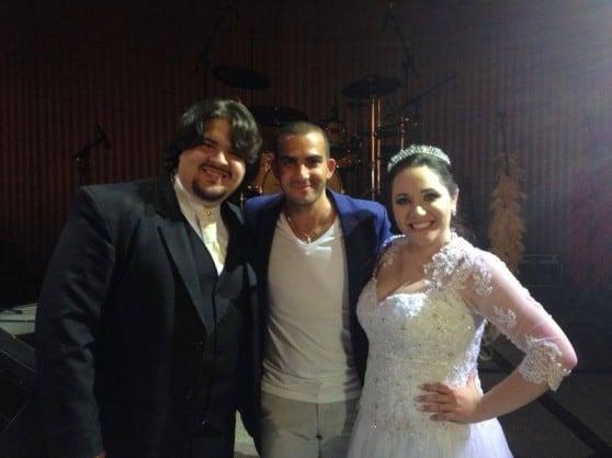 דיג'י רועי פרנקו והזוג הברזיאלי