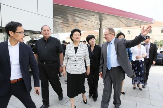 סגנית ראש ממשלת סין