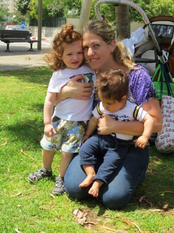 מפגש אמהות (צילומים: אפרת דורון - סופר)