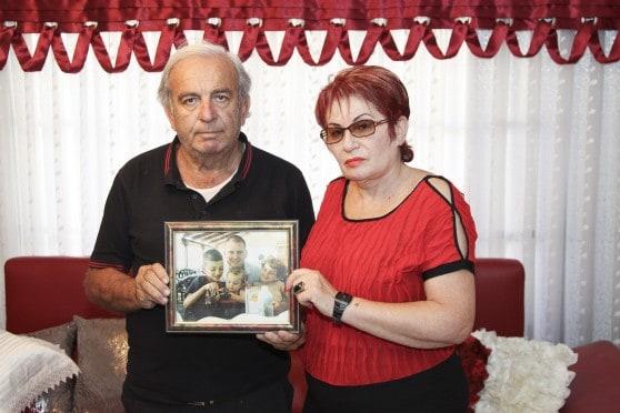 הוריו של חן וולף