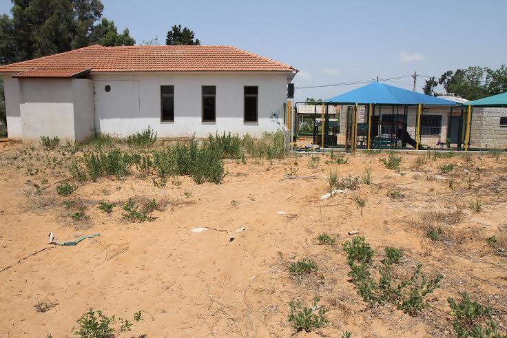 בית הכנסת בו נמצאה הילדה בת החמש מפרדס חנה