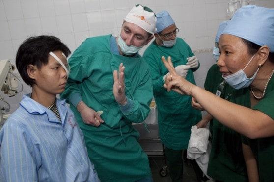 """ד""""ר ואלרי ברסודסקי בקירגיסטן"""