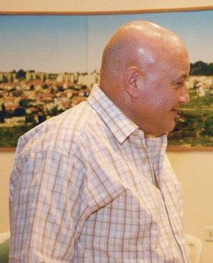 ראד גטאס (צילום: ישראל פרץ)