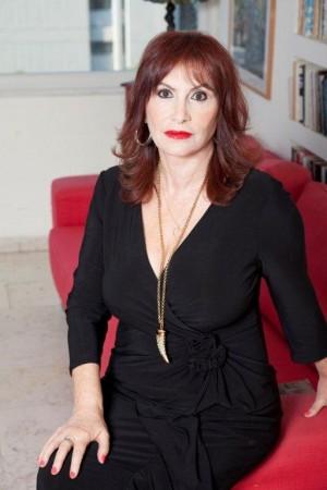 שרית ישי לוי צילום אלעד נחום באדיבות מגזין עולם האישה