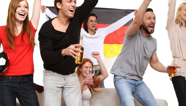גרמניה אלופת העולם מונדיאל 2014 (צילום: אילוסטרציה פנתרמדיה)