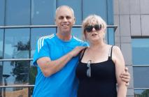 סימי ישינסקי ורוני רובין