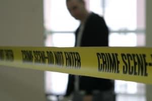 זירת פשע