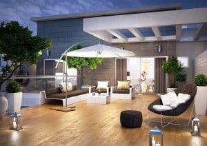 מגמת עלייה בביקוש לדירות פנטהאוז הדמיה: 3 די דיזיין