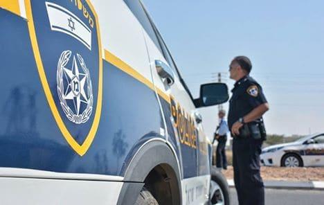 ניידת משטרה (צילום: חטיבת דוברות המשטרה)