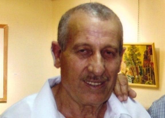 גיורא פישר (צילום: עצמי)