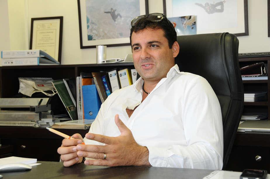 ערן בן חמו צילום: נחום סגל