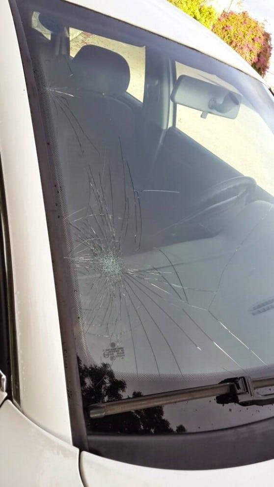 סדקים במכוניות