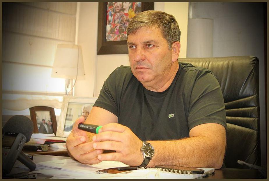 דני עטר (צילום: דוברות המועצה)