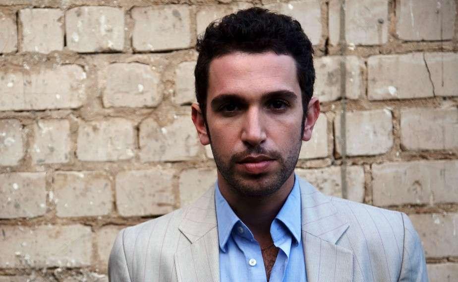שלומי שבן במופע פסנתר. צילום : עמית ישראלי