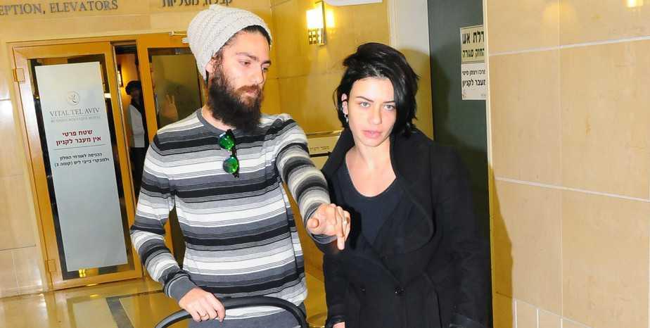 נינט טייב ויוסי מזרחי משתחררים מבית החולים