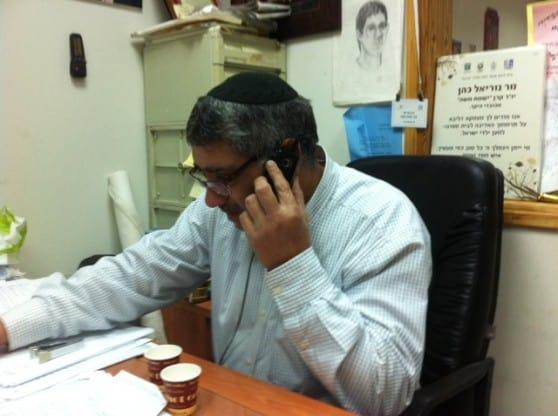 נוריאל כהן (צילום יצחק סולומון)