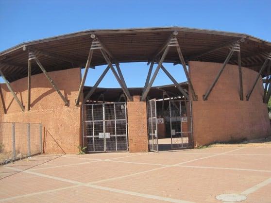 בית ספר אוסישקין בנתניה (צלום : רותי ברמן)