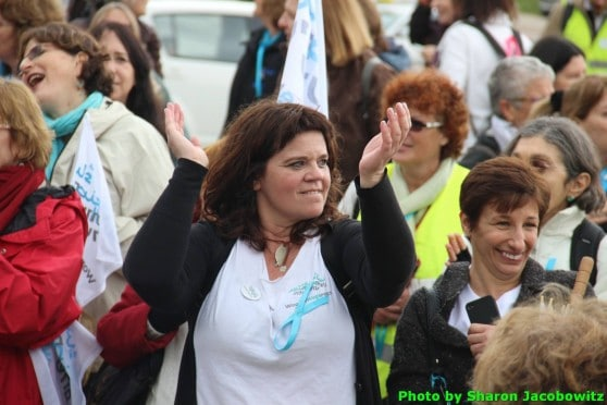 לילי ויסברגר צילום: שרון יעקובוביץ
