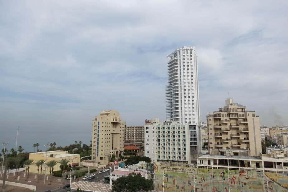 """מלון מגדל דוד בנתניה (צילום: יח""""צ)"""
