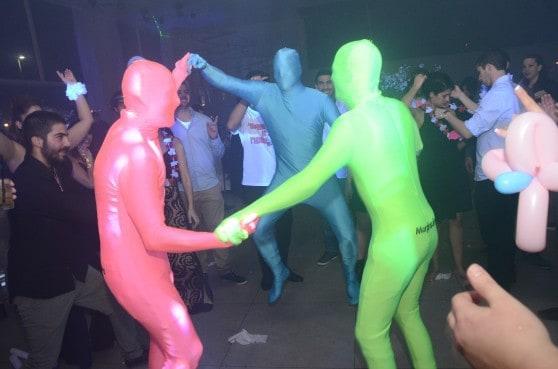 ריקוד זוהר (צילום: עידן רביב)
