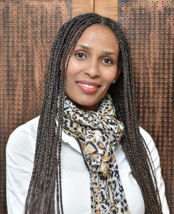 """""""התקדמתי בזכות עצמי ולא בגלל היותי אתיופית"""". ביזן גלעד (צילום: זיו לסמן)"""