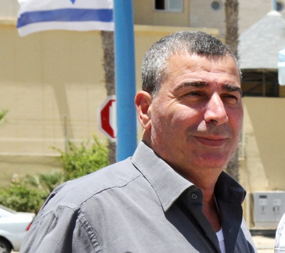 יעקב זיגדון (צילום: עיריית חדרה)
