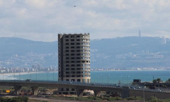 הבניין העגול בעכו (צילום: באדיבות עיריית עכו)