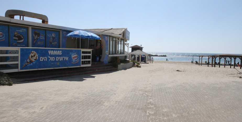 יארח את הופעות הקיץ של קוקה קולה. חוף דור (צילום: שלומי גבאי)