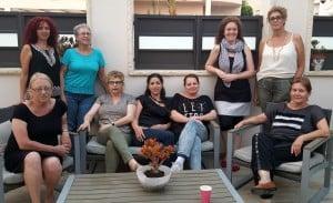 """מתנדבות החדשות, עם מנהלת מרכז הסיוע בחיפה והצפון, עו""""ד שני אלוני"""